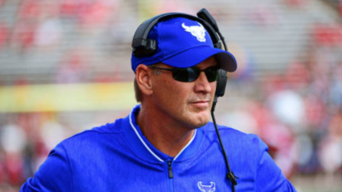 Kansas hires Buffalo's Lance Leipold as next football coach after parting ways with Les Miles