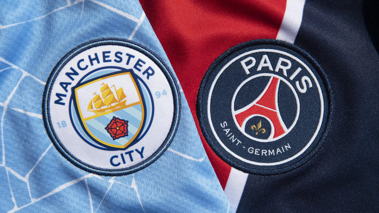 UEFA Champions League: Manchester City-PSG betting odds ...