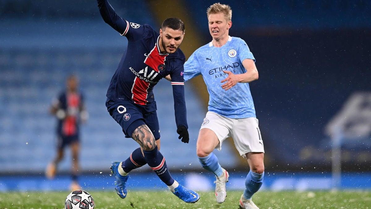 Manchester City-PSG player ratings: Ruben Dias Mahrez shine for Guardiola; Icardi invisible for Pochettino – CBS Sports