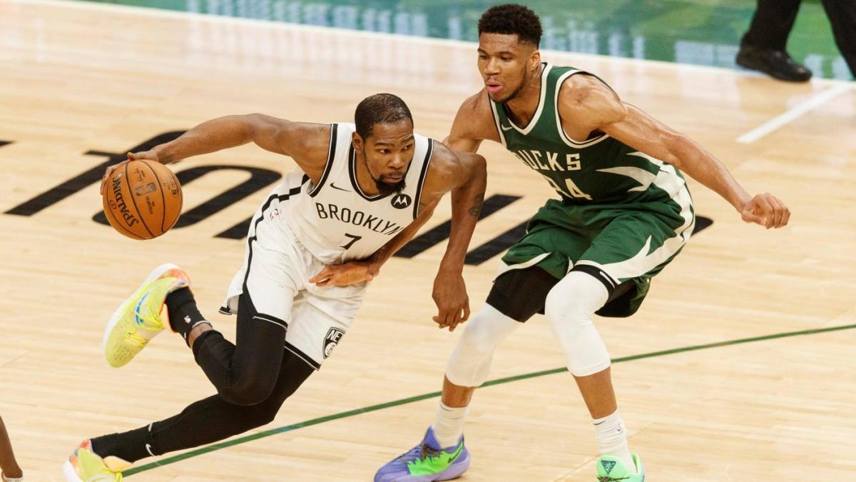 Nets Vs Bucks Odds Line Spread 2021 Nba Picks May 4 Predictions From Model On 97 62 Roll Cbssports Com