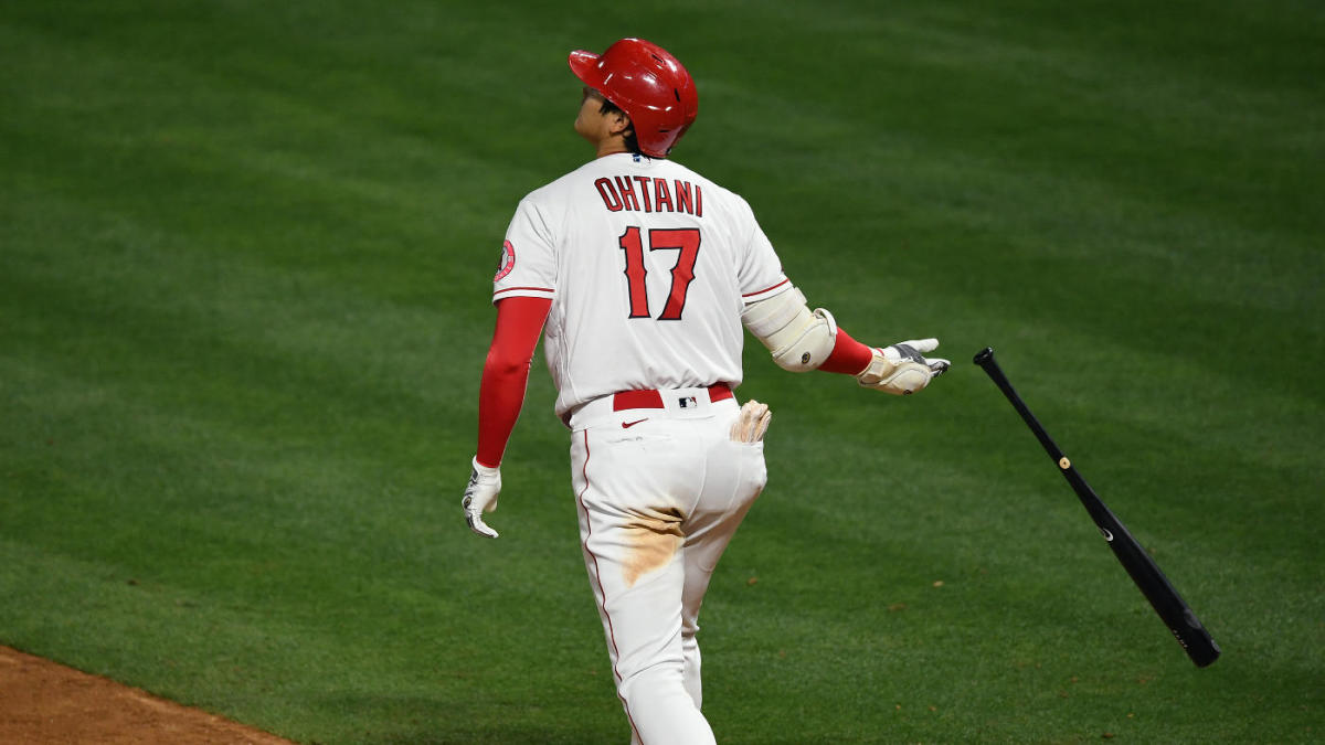 MLB trends: Shohei Ohtani has elite company at the plate and on the mound; why the hitter's count is dying