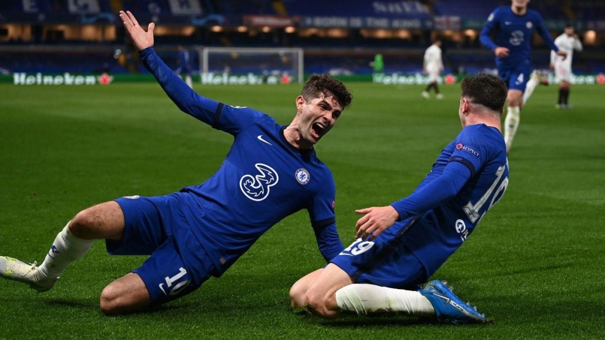 Chelsea vs. Real Madrid score: Timo Werner Mason Mount fire Blues into all-English Champions League final – CBSSports.com