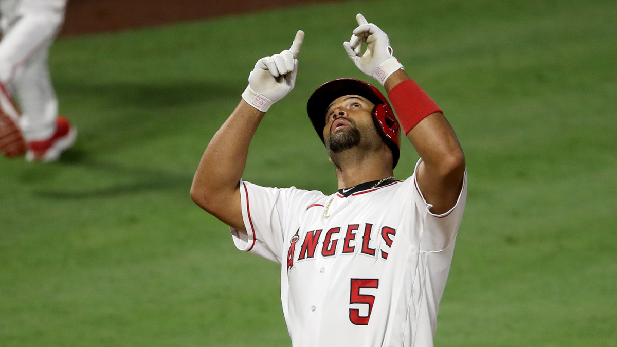 Albert Pujols' Angels career by the numbers: 10-year deal ends with declining production and no playoff wins – CBS Sports