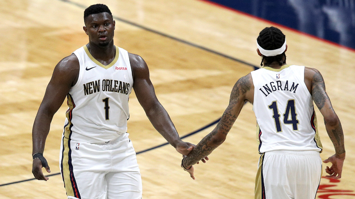 Pelicans' Zion Williamson (finger), Brandon Ingram (ankle) out indefinitely, team announces - CBS Sports