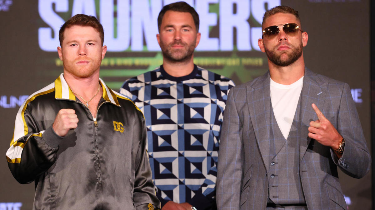 Photo of Canelo Alvarez Vs.  Billy Joe Saunders predictions, odds, undercard, expert options, preview, date fight