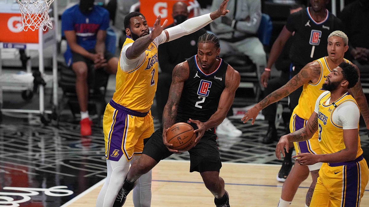 Clippers push injury-riddled Lakers closer to play-in tournament with blowout victory – CBS Sports