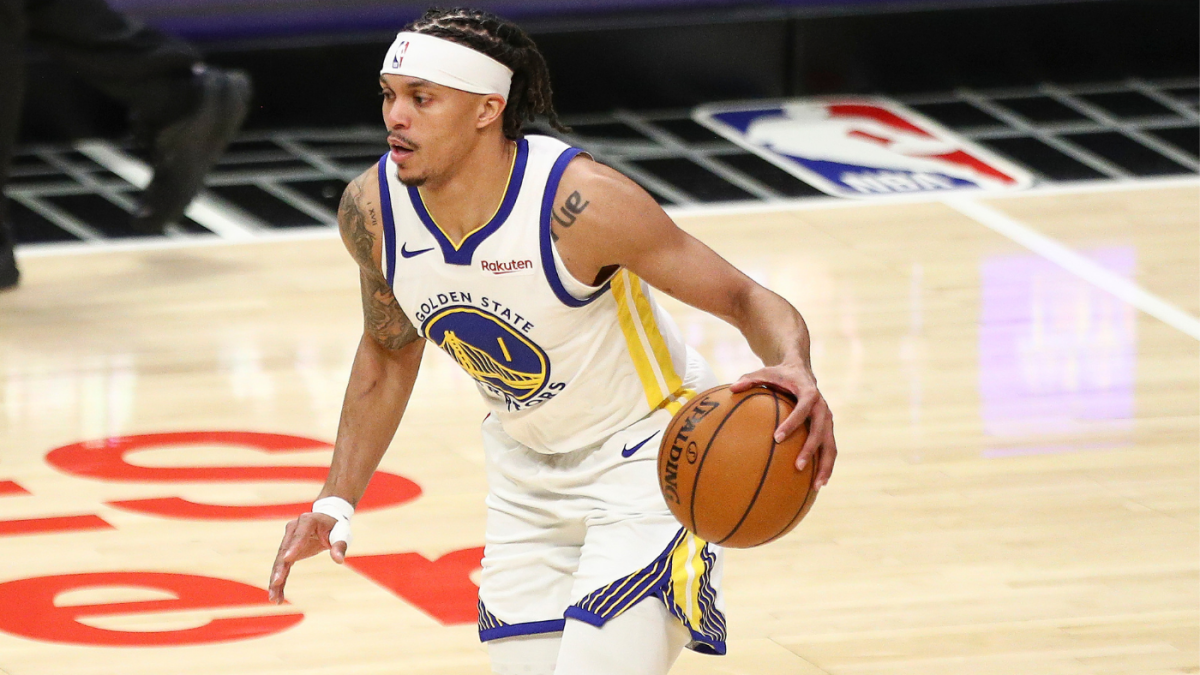 Warriors' Damion Lee reveals he tested positive for COVID-19 despite being fully vaccinated - CBS Sports