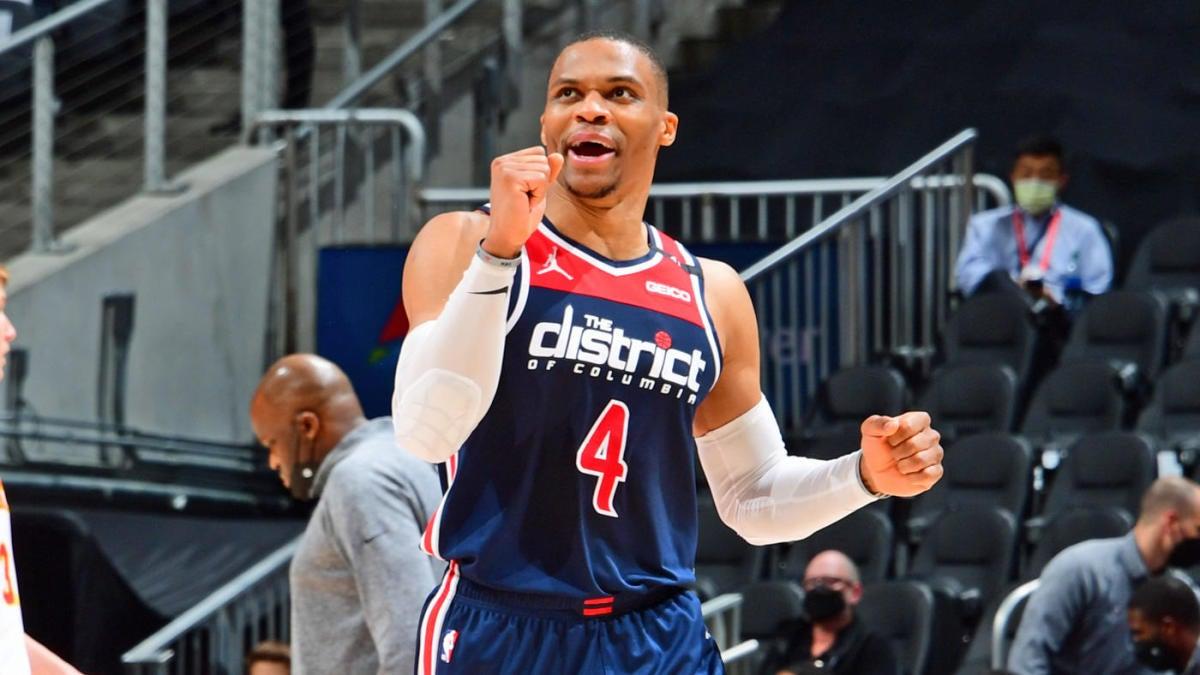 Calificaciones de cambio de Russell Westbrook: Lakers acuerdan adquirir al ex MVP de Wizards, según informe
