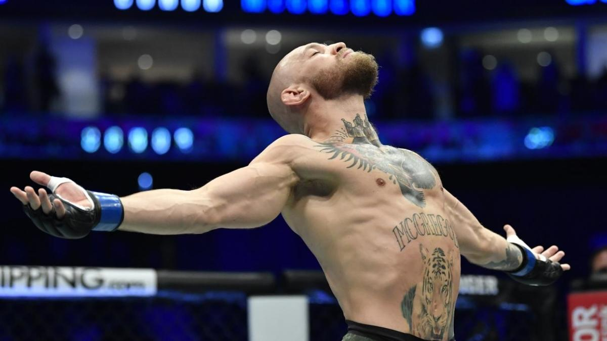 Photo of Conor McGregor tops Forbes 'list of the 10 highest paid athletes in 2021