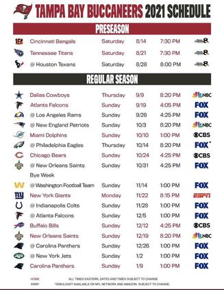 2021 Nfl Schedule Release Live Analysis Thanksgiving Matchups Thursday Monday Night Games And More Cbssports Com