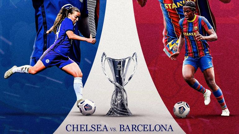 Chelsea vs. Barcelona: Live stream UEFA Women's Champions ...