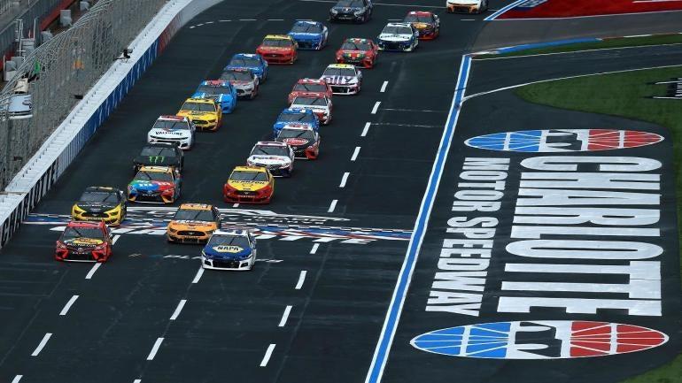 NASCAR Cup Series Charlotte Motor Speedway