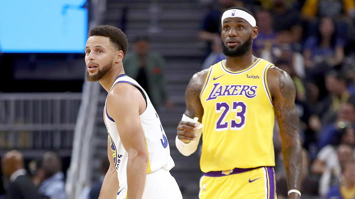 Lakers vs. Warriors play-in game: Slowing LeBron James will be tall task; L.A.'s recipe to stop Stephen Curry