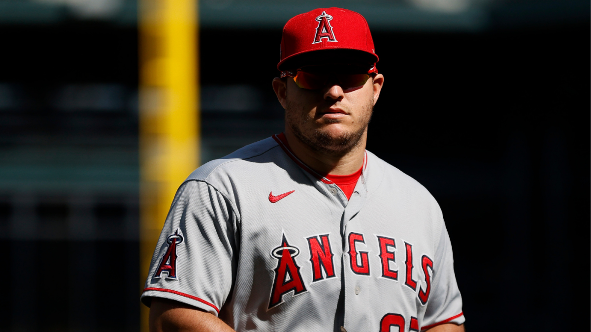 mike trout 10.