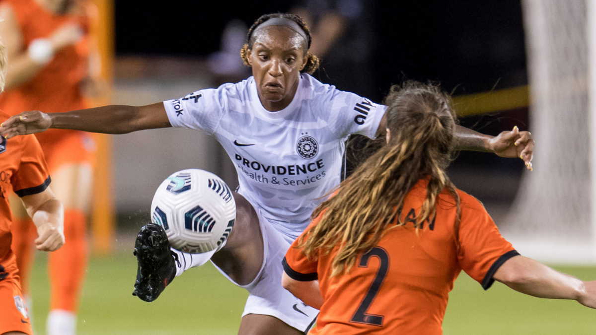 USWNT and Thorns star Crystal Dunn explains how NWSL has found stability: 'We're finally seeing our worth'
