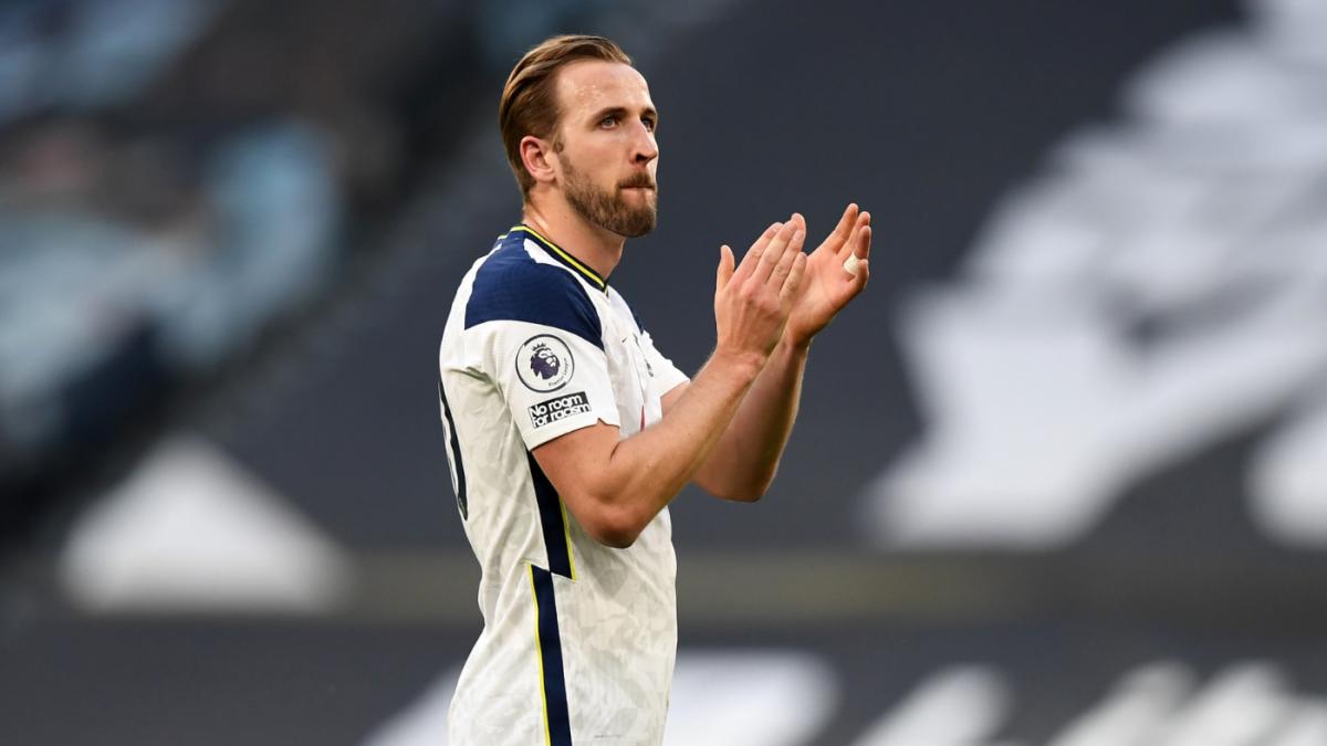 Harry Kane Transfer News Rumors Stats Profile Tottenham Star Striker Skips Practice For Second Day Newsopener