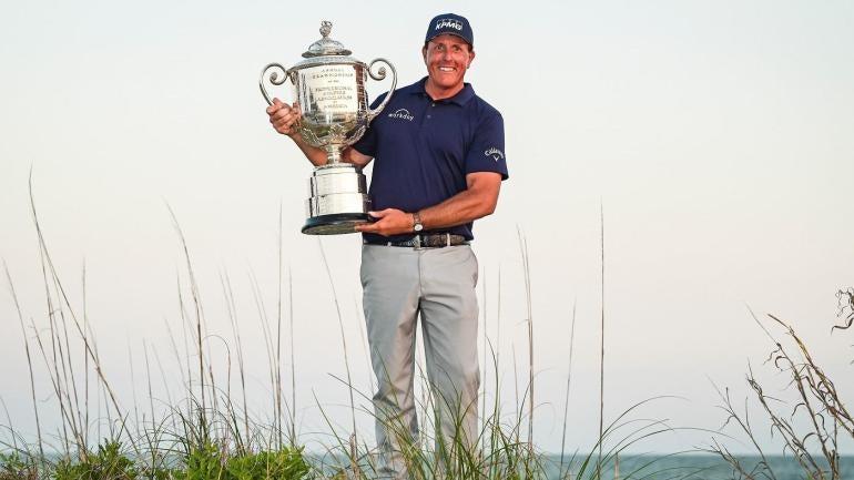 Phil Mickelson 2021 PGA Championship Kiawah Island