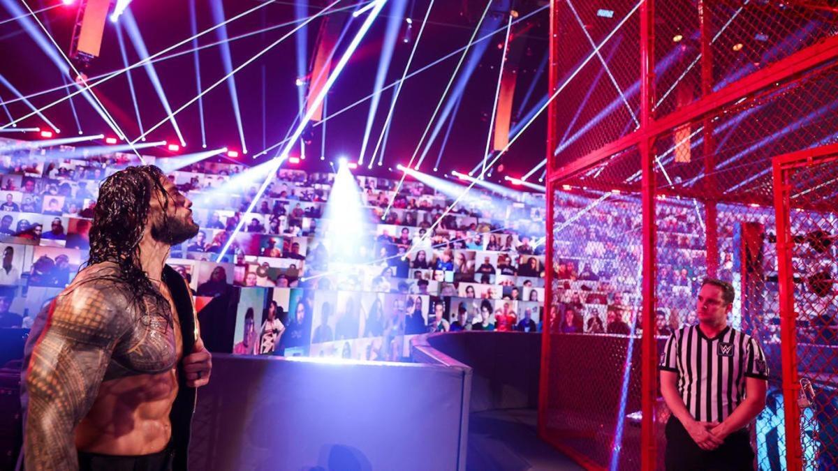 2021 WWE Hell in a Cell tarjeta, partidos, fecha, rumores, predicciones, tarjeta de partido, hora de inicio, ubicación