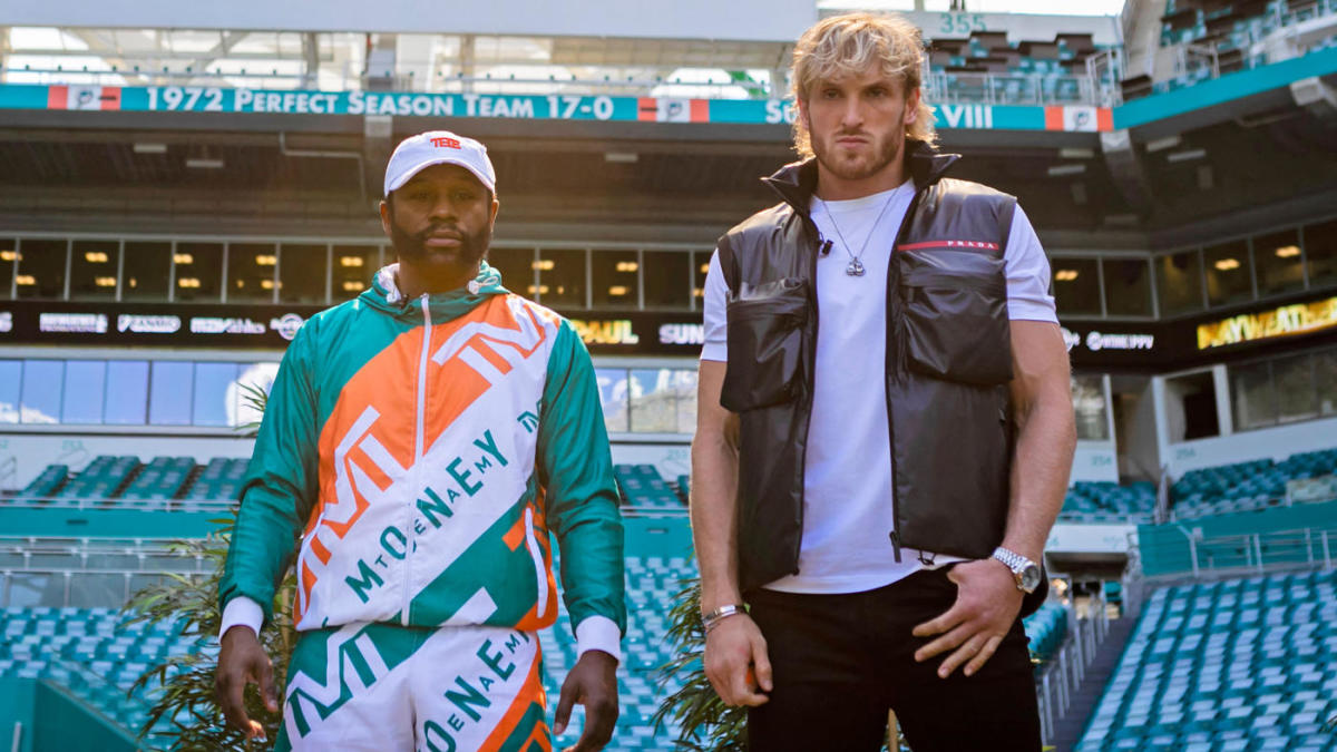 Floyd Mayweather Vs. Logan Paul: Fight card, date, PPV price, rules, 2021 exhibition match ...