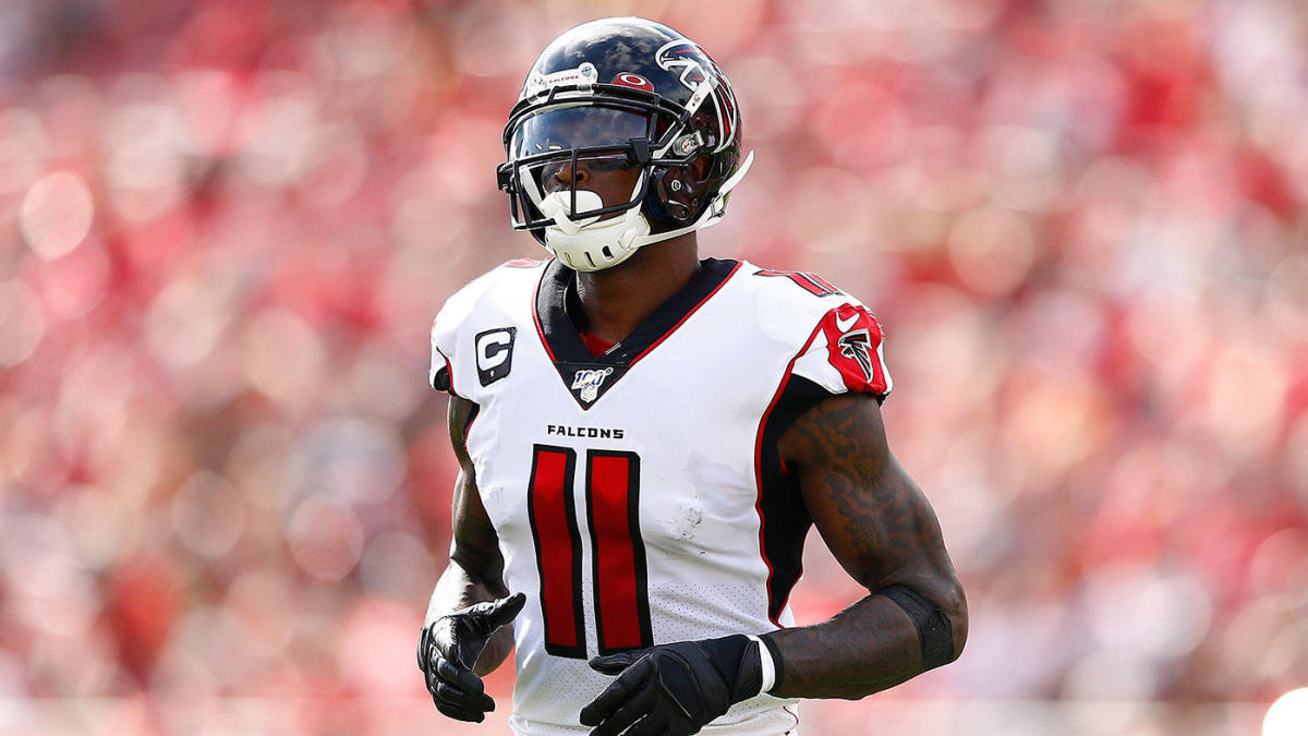 Falcons trading Julio Jones to Titans: Comparing deal with ...
