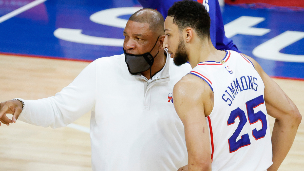 76ers-Hawks: Doc Rivers questions whether Ben Simmons is a championship-level point guard after Game 7 loss