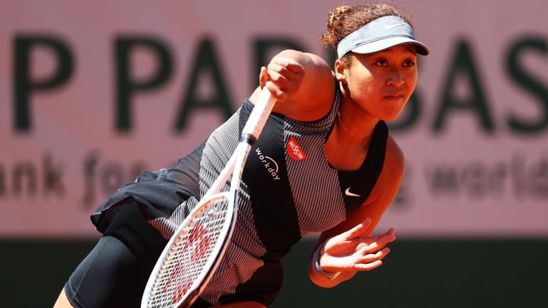 Naomi Osaka 2021 French Open Roland Garros