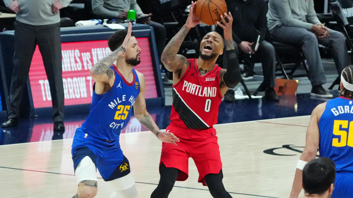 Blazers waste Damian Lillard's record-breaking night and it's a microcosm of a larger failure – CBS Sports