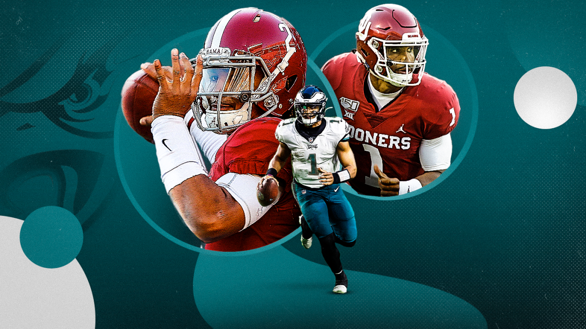 The Jalen Hurts experience: How the Eagles QB's cool, quiet fierceness makes believers on and off the field thumbnail