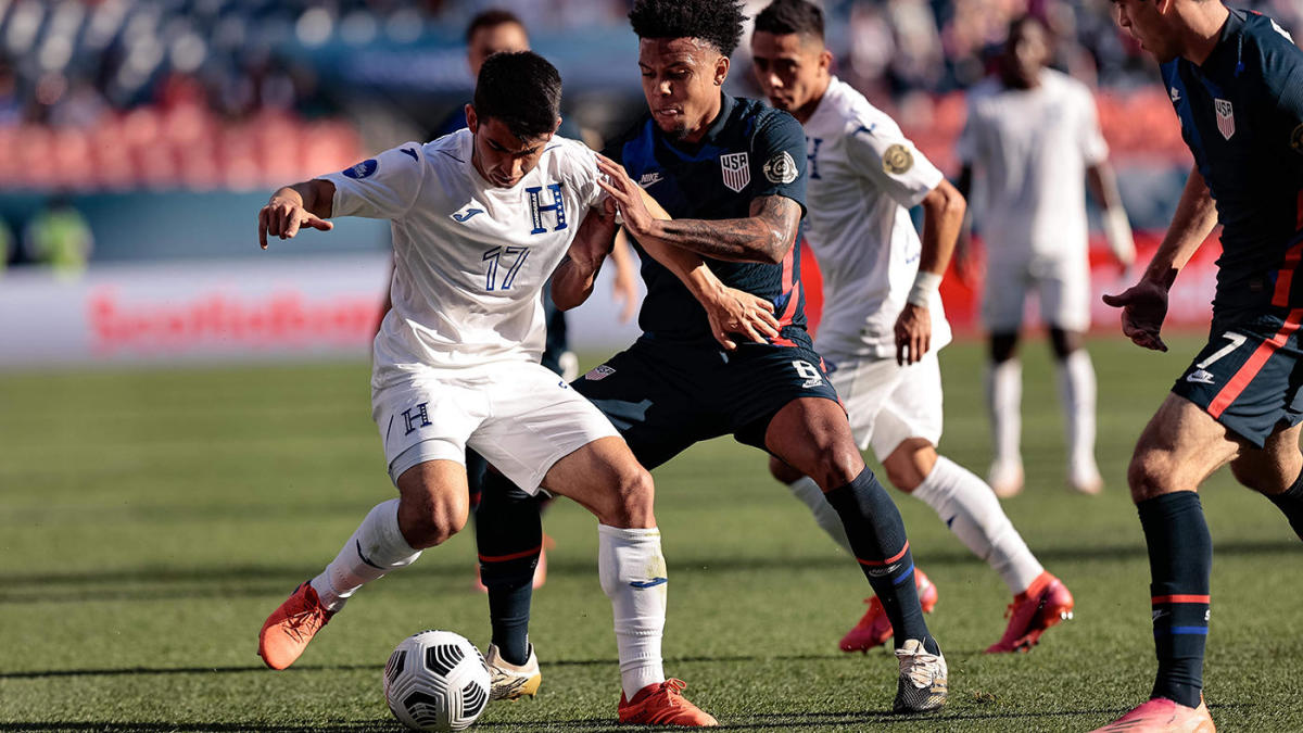 USA Mexico change formations for Concacaf Nations League final – CBS Sports