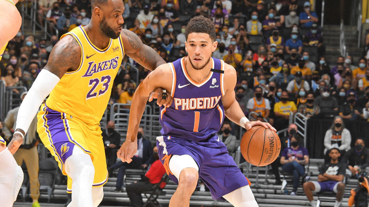 Lakers vs. Suns score takeaways: Phoenix ousts LeBron James defending champions in first round of playoffs – CBSSports.com