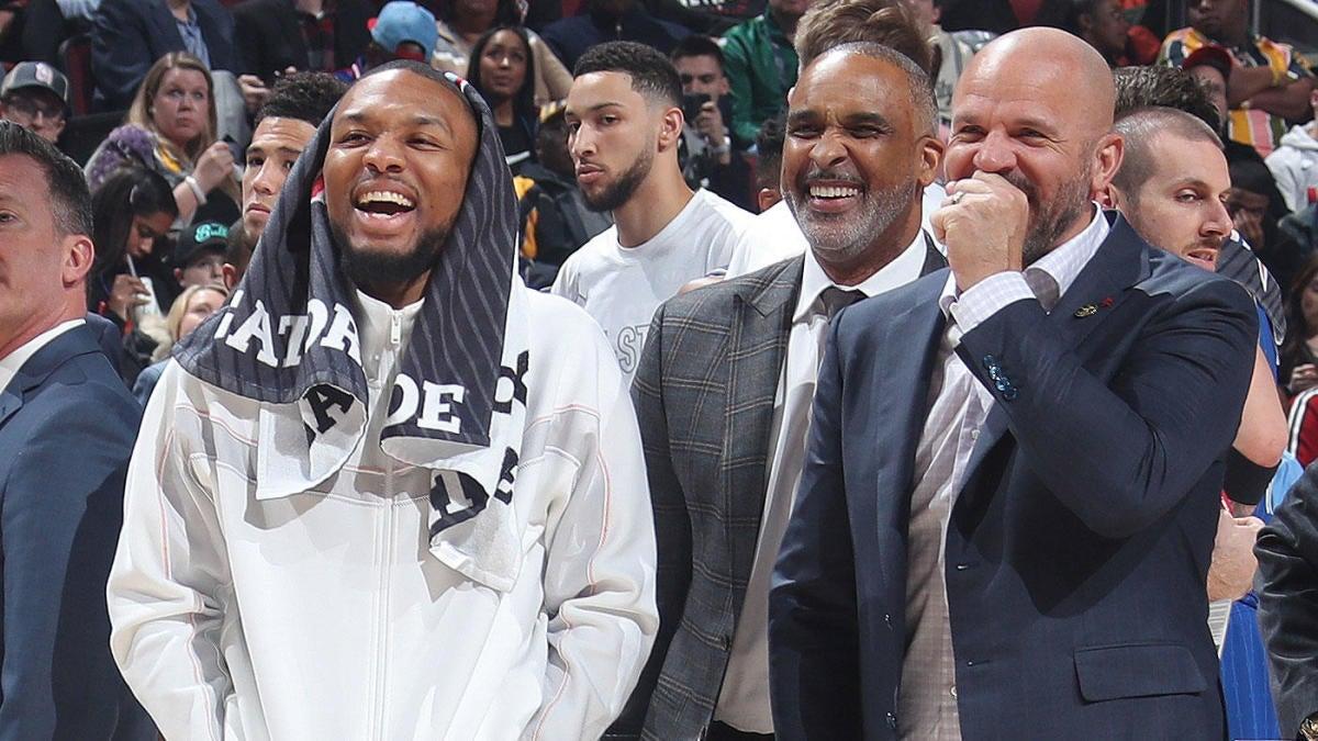 Blazers coaching search: Damian Lillard basically tells Portland to hire Jason Kidd — '[He's] the guy I want' – CBS Sports