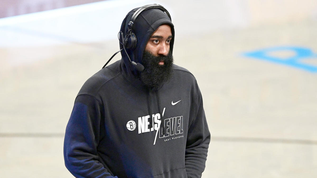 James Harden injury update: Nets star's availability for Game 2 unknown after aggravating hamstring vs. Bucks – CBS Sports