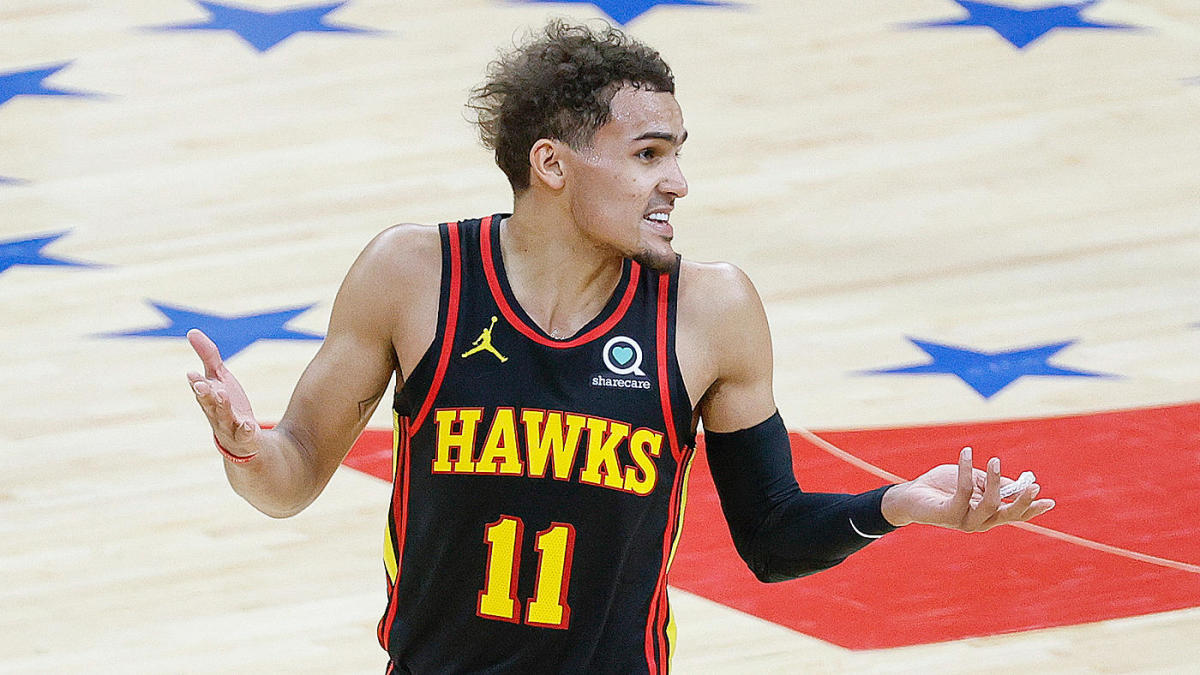 Hawks-76ers: Trae Young giving off 2013 Stephen Curry vibes, turning into  NBA superstar in real playoff time - CBSSports.com