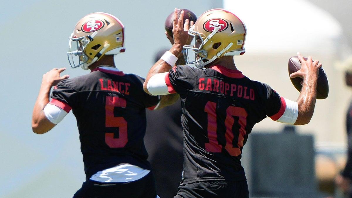 Ranking 2021 NFL backup quarterbacks: 49ers' Trey Lance headlines list of 32; Teddy Bridgewater in top five thumbnail