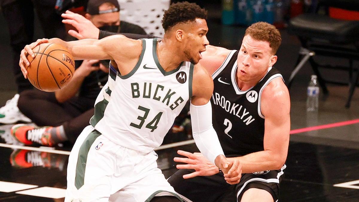 2021 Nba Playoffs Nets Vs Bucks Odds Line Picks Game 4 Predictions From Model On 100 66 Roll Cbssports Com