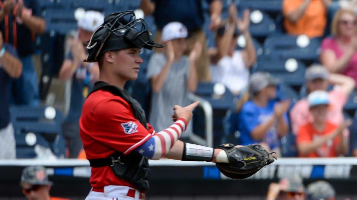 2021 MLB Mock Draft: Louisville catcher goes No. 1 to Pirates; Vanderbilt pitchers go in top seven – CBS Sports