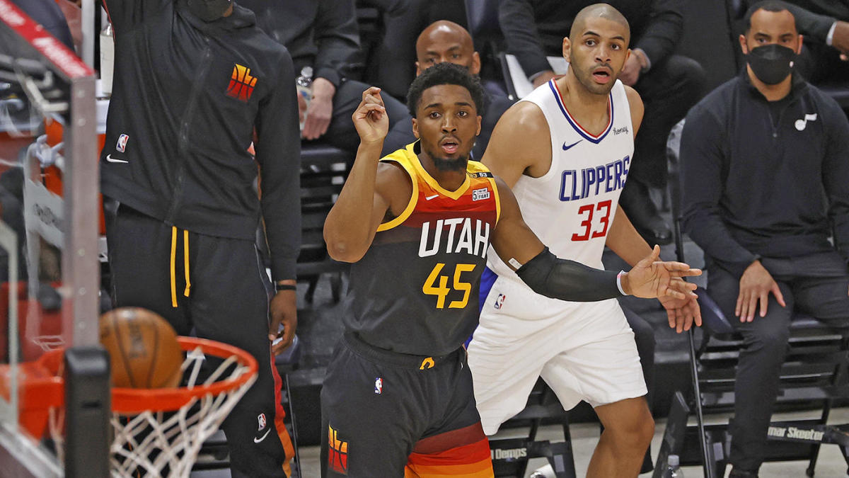 Clippers vs. Jazz score takeaways: Donovan Mitchell Utah take Game 2 in series against Los Angeles – CBSSports.com