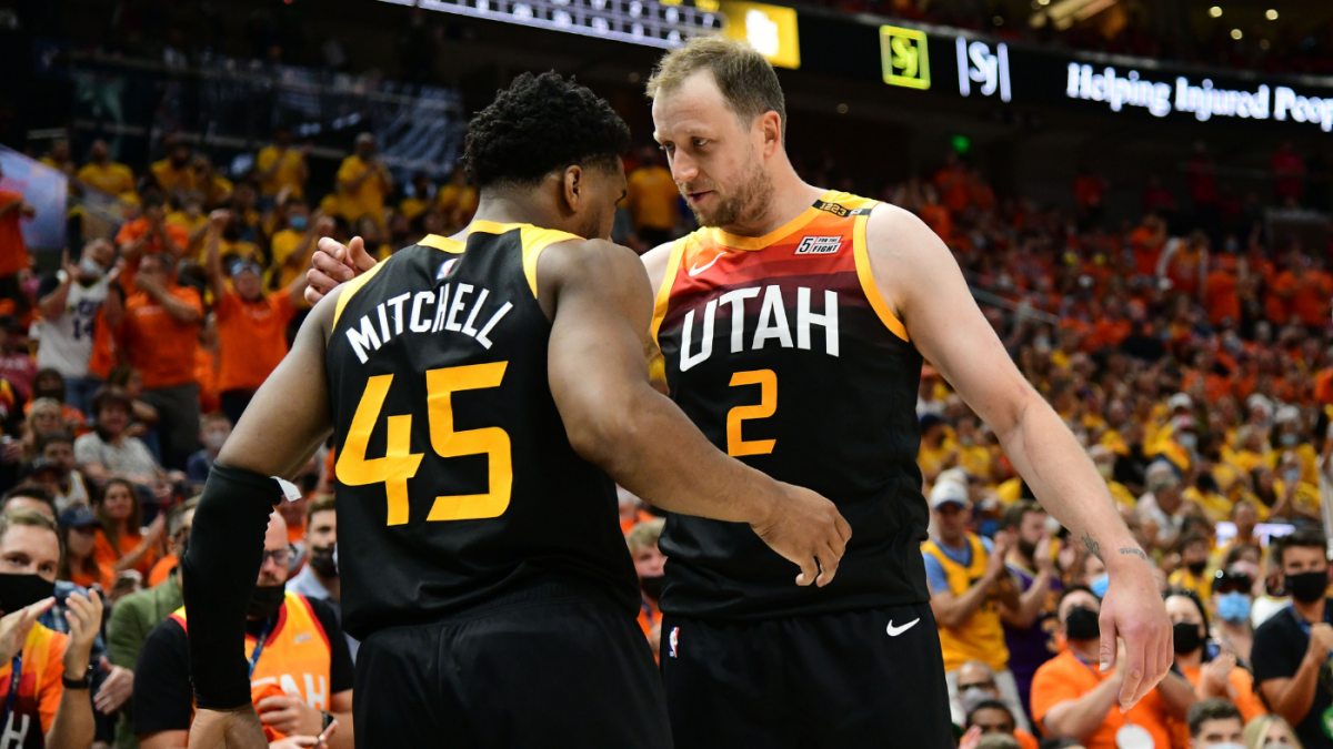 Clippers vs. Jazz score, takeaways: Donovan Mitchell leads Utah to comeback win over Los Angeles in Game 1