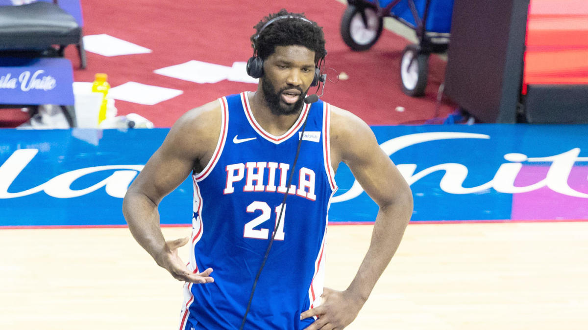 Photo of Joel Embiid missed out on MVP, but 76ers big man says all that matters is 'holding the [Larry O'Brien] Trophy'