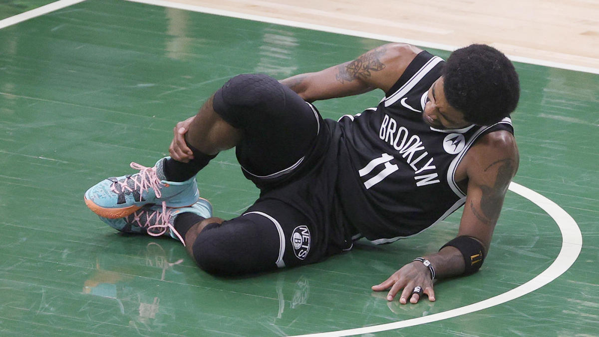 Kyrie Irving injury update: Nets star to miss Game 5 with ankle sprain;  status for rest of series unknown - CBSSports.com
