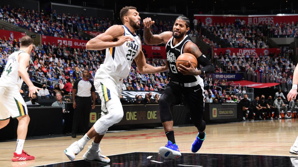 Jazz vs. Clippers score, takeaways: Kawhi Leonard, Paul George lead L.A. to blowout win over Utah in Game 3
