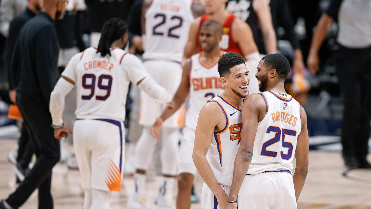 Suns-Nuggets: Chris Paul Devin Booker rewriting false narratives as Phoenix moves one step from NBA Finals – CBS Sports