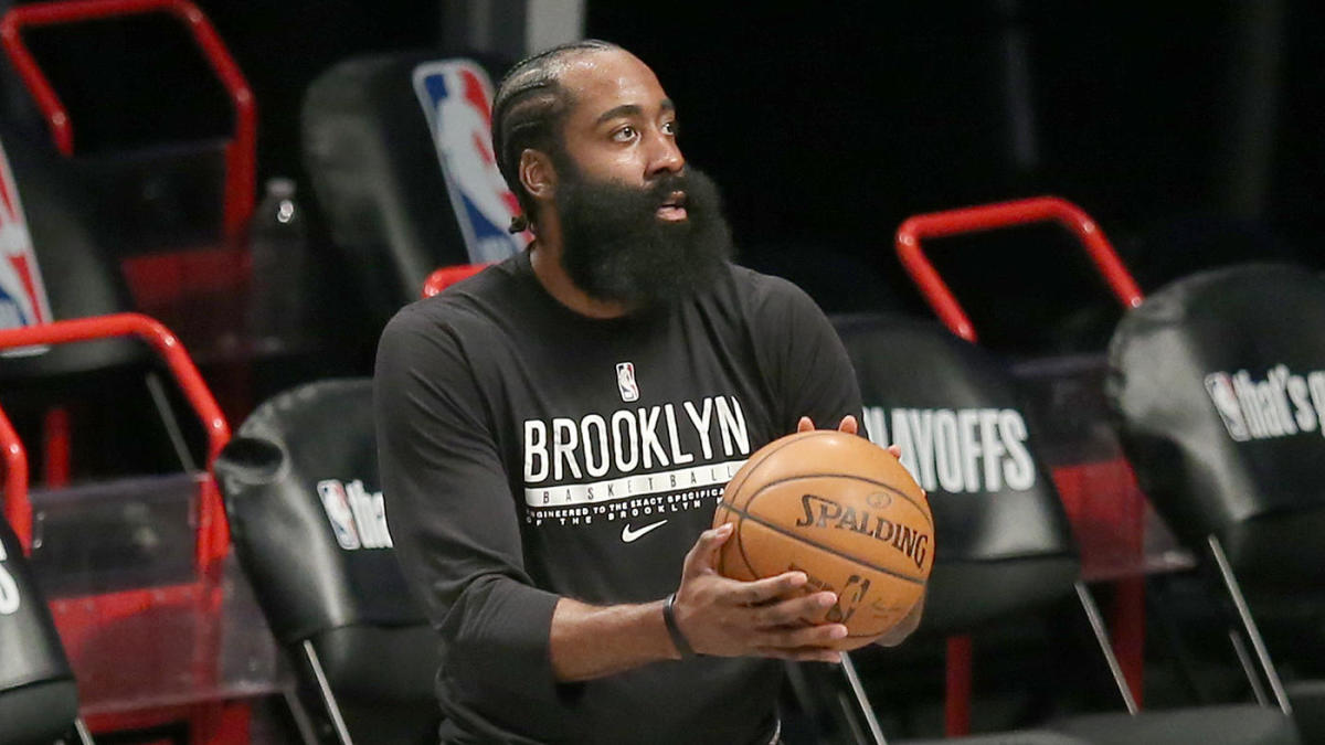 James Harden is out for Game 3 with a hamstring injury