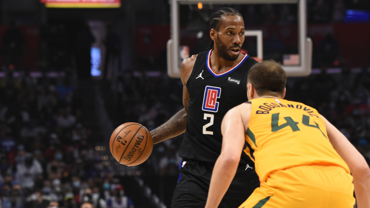Clippers vs. Jazz score: Kawhi Leonard Paul George rise to occasion and L.A. has found its blueprint – CBSSports.com