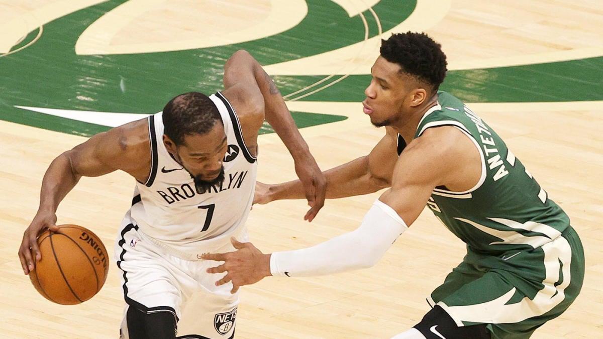 NBA DFS: Top Bucks vs.Nets DraftKings, FanDuel selecciones diarias de baloncesto Fantasy para el 17 de junio de 2021