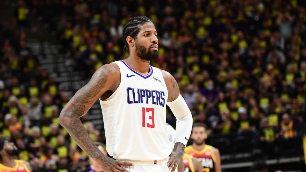 Clippers vs. Jazz score: Live NBA playoff updates as Utah, Los Angeles seek 3-2 series lead in pivotal Game 5