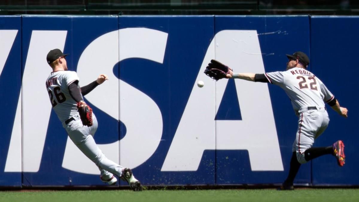 Diamondbacks set mark in historic MLB futility with 23 consecutive road losses