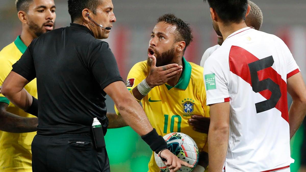 Brazil vs. Peru: Copa America live stream, TV channel, how to watch online,  news, odds, time - CBSSports.com