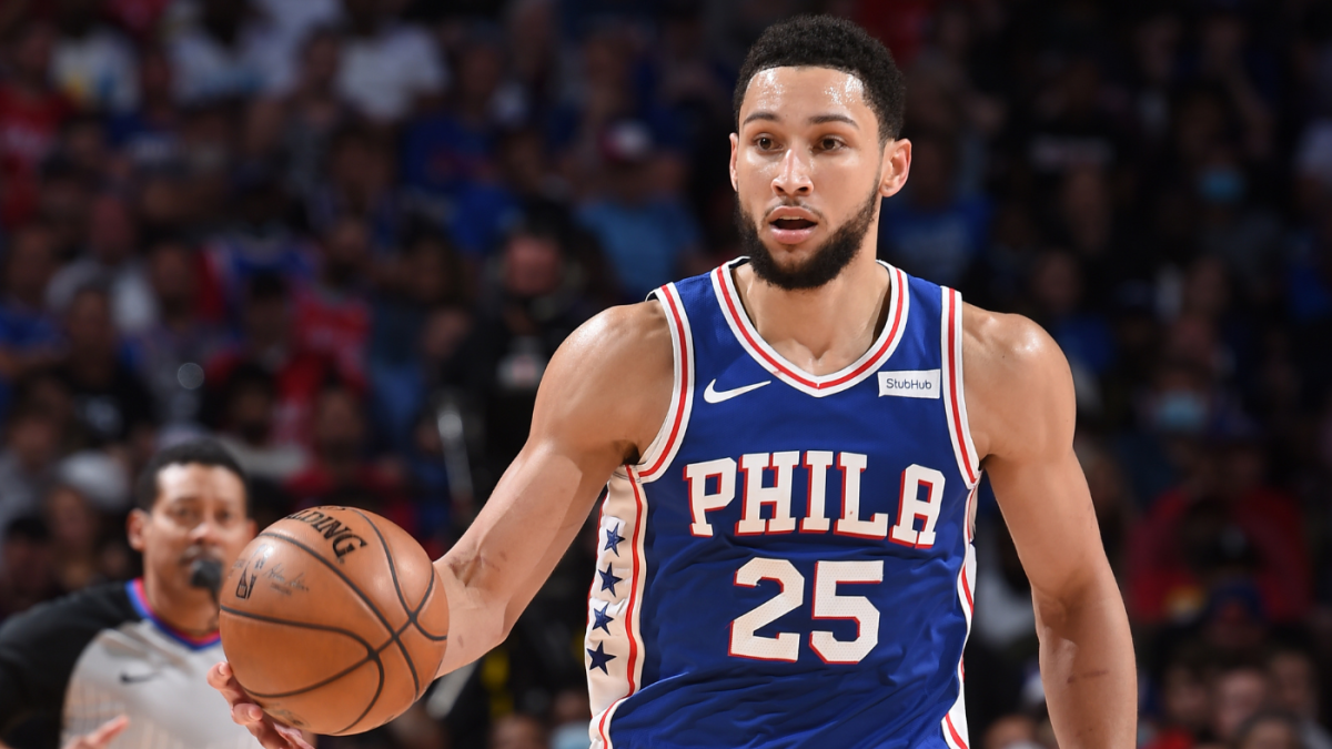 Hawks-76ers: Ben Simmons apologists have their work cut out for them and 'The Process' is hanging by a thread – CBS Sports