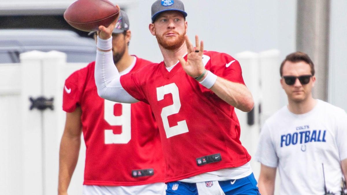 Avance del Fantasy Football de los Colts 2021: si Carson Wentz puede recuperarse determinará el techo de los Colts